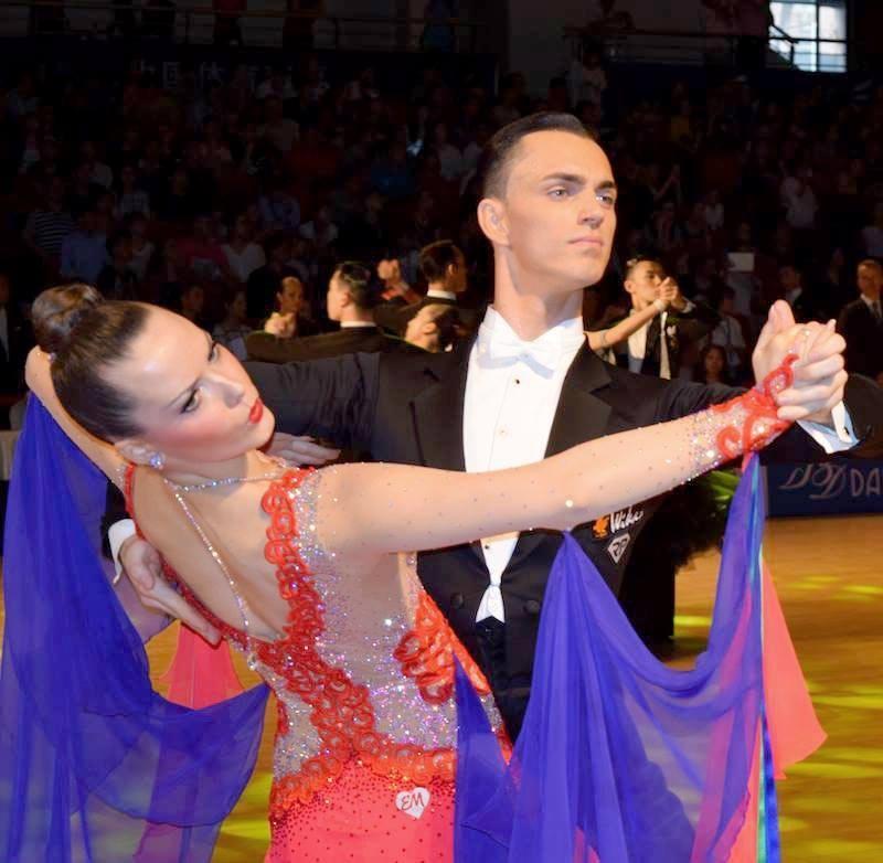 lekcje tańca
